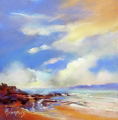 Painting - On A Clear Day by Rae Andrews