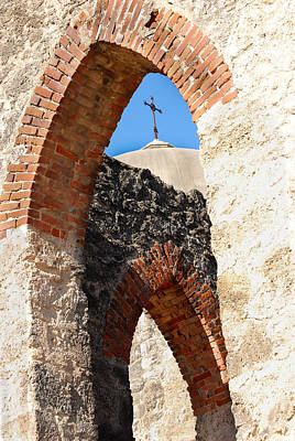 Art Print featuring the photograph On A Mission by Debbie Karnes