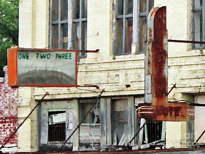 Photograph - On Count Of Three by Joe Jake Pratt