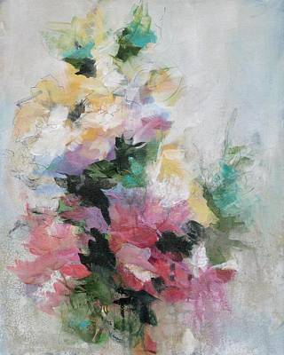 Multi Colored Painting - On Display by Karen Hale