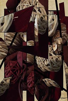 Alexander Calder Digital Art - On Display by Linda Dunn
