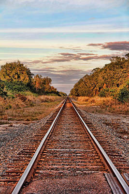 Photograph - On Down The Line 2 by HH Photography of Florida