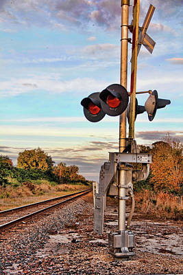 Photograph - On Down The Line 3 by HH Photography of Florida