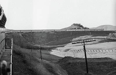 Photograph - On Horseshoe Curve, San Luis Obispo, California   by Frank DiMarco