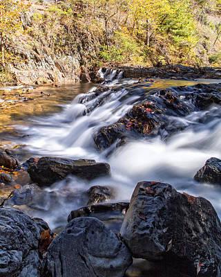 Photograph - On Jennings Creek by Alan Raasch