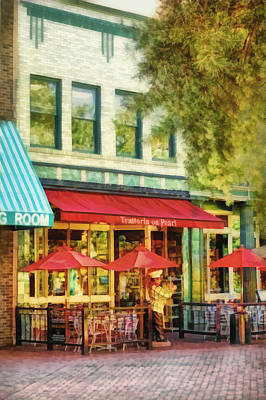 Photograph - On Pearl Street Boulder Colorado by Ann Powell