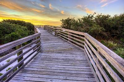 Photograph - On Perdido Key by JC Findley