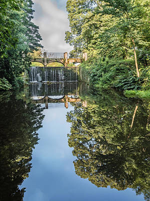 Photograph - On Reflection by Nick Bywater