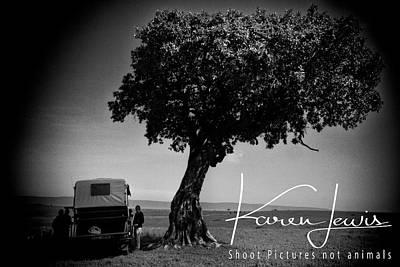Photograph - On Safari by Karen Lewis