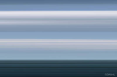 Painting - On Sea by Gianni Sarcone