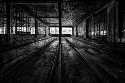 Photograph - On Strike by John Hoey