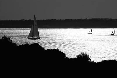 Photograph - On The Bay by Mark Wiley
