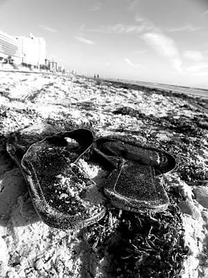 Photograph - On The Beach by Chris Mercer