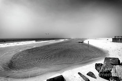 Photograph - On The Beach by John Rizzuto