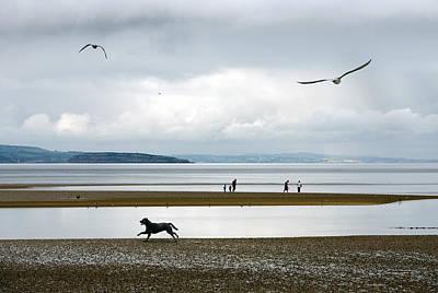 Beach Photograph - On The Beach by Mal Bray
