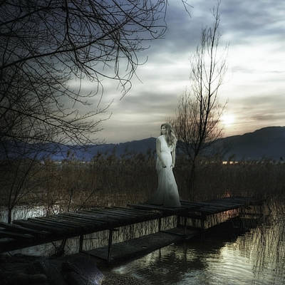 Dream Like Photograph - On The Bridge by Joana Kruse