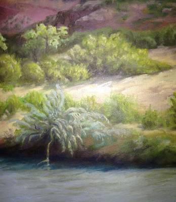 Chama River Painting - On The Chama by Dorota Rogowska