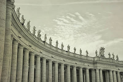 Photograph - On The Colonnades by JAMART Photography