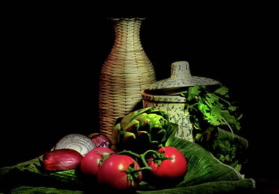 Photograph - Atop The Counter by Diana Angstadt