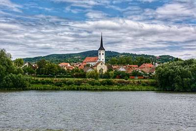 Photograph - On The Danube I by Kathi Isserman