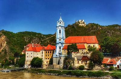 Photograph - On The Danube IIi by Kathi Isserman