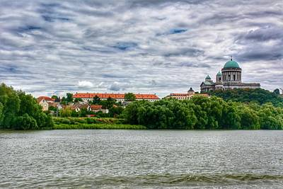 Photograph - On The Danube by Kathi Isserman