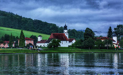 Photograph - On The Danube V by Kathi Isserman
