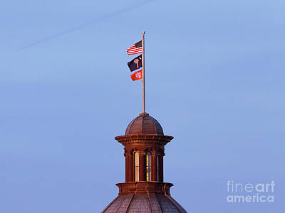 Photograph - On The Dome-2 by Charles Hite