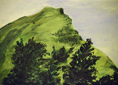 Painting - On The Edge Of Forever / Gleniff Horseshoe / Sligo Scenes by Dawn Richerson