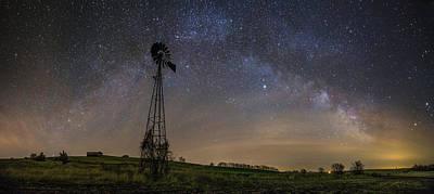 Photograph - On The Farm by Aaron J Groen