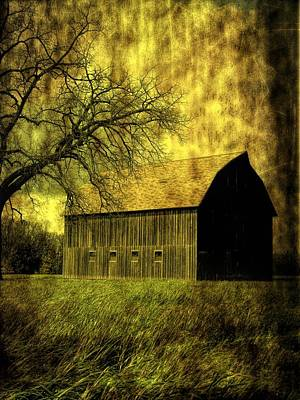 Photograph - On The Farm by Bonnie Bruno