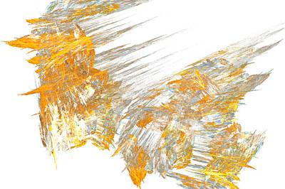 Digital Art - Dialogue by Dwayne Jahn
