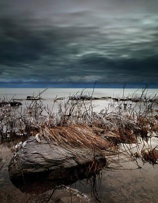Photograph - On The Horizon by CA Johnson