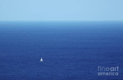 Photograph - On The Mediterranean by Kathleen Gauthier