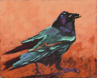 Painting - On The Move by Nancy Jolley