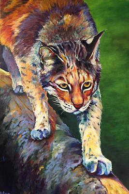 On The Prowl Art Print