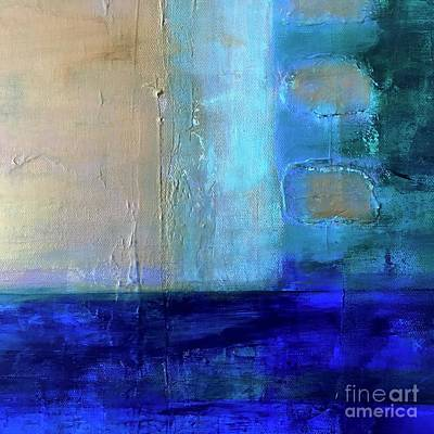 Painting - On The Right Side by Kim Nelson