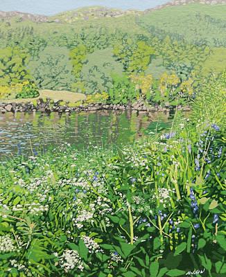 On The Riverbank  Original
