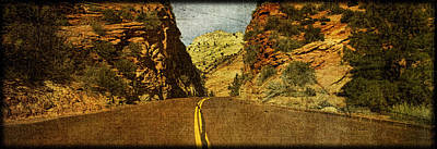 Photograph - On The Road Again by Roger Passman