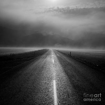 Photograph - On The Road In Iceland by Gunnar Orn Arnason