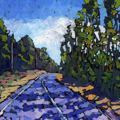 Painting - On The Road by Marla Laubisch