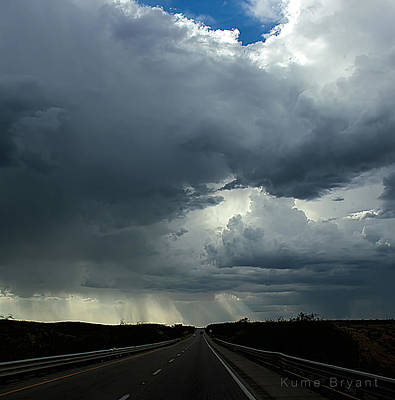 Photograph - On The Road No 2 by Kume Bryant