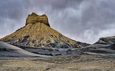 Photograph - On The Road To The Grand Staircase Escalante by Saija Lehtonen