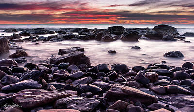 Photograph - On The Rocks by Andrew Dickman