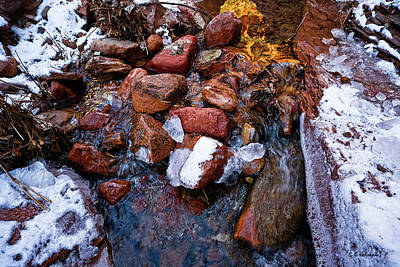 Photograph - On The Rocks by Christopher Holmes