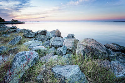 Photograph - On The Rocks by Lisa McStamp
