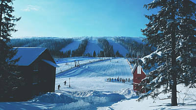 Photograph - On The Slopes by Pixabay