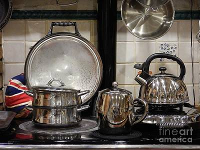 Photograph - On The Stove by Gary Bridger