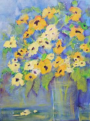 Painting - On The Sunny Side by Terri Einer