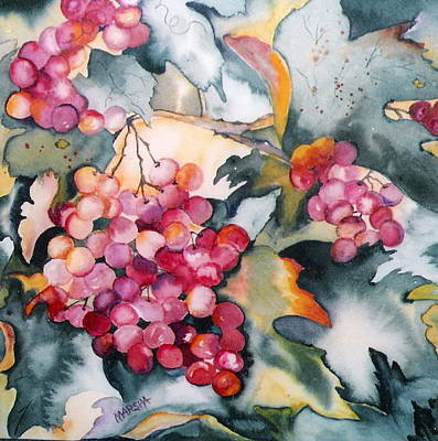 Painting - On The Vine by Marsha Woods